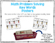 Math Key Words for Word Problems {Posters}