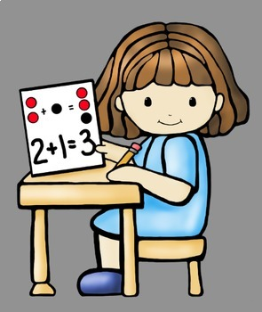Math Kids 2 Clip Art