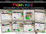 Math Kits Individual Learning Kits for Social Distancing