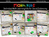 Math Kits Individual Learning Kits for Social Distancing