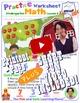 Math LESSON 11 ~ VIDEO & PRINTOUT ~ Basic Word Problems