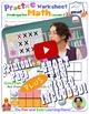 Math LESSON 17 ~ VIDEO & PRINTOUT ~ Basic Use of Data