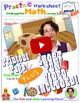 Math LESSON 15 ~ VIDEO & PRINTOUT ~ Three-Dimensional Shapes