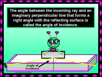 Math Lab Complementary and Supplementary Angles from Light Rays