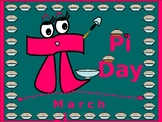 Activity Math Lab Pi Day
