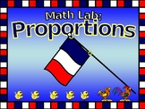 Activity Math Lab:  Proportions