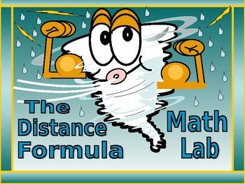 Activity Math Lab:  The Distance Formula