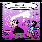 Math Lab:  Sans Second-hand Smoke