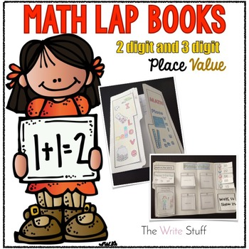Math Place Value Lap Book