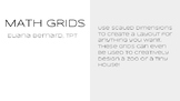 Math Layout Grid