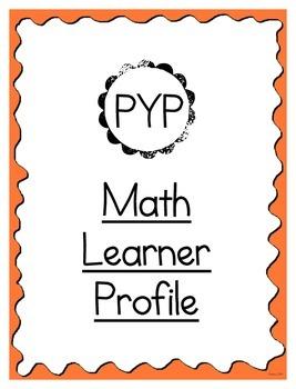 Math Learner Profile
