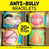 Bracelet Crafts - Anti Bullying Campaign