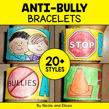 Anti Bullying Campaign Bracelet Crafts