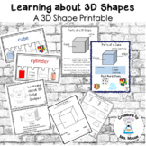 Shapes - Learning About 3 Dimensional (3D) Shapes
