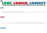 Math: Length for Kindergarten