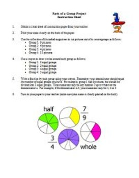Math Lesson Plans - Multiplying for Problem Solvers, Parts of a Group