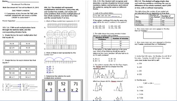 Math Lesson Plans and Materials