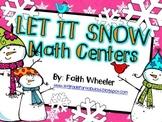 Let it Snow Winter Centers