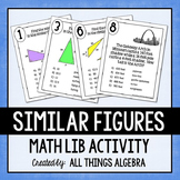 Similar Figures Math Lib