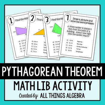 Pythagorean Theorem Math Lib