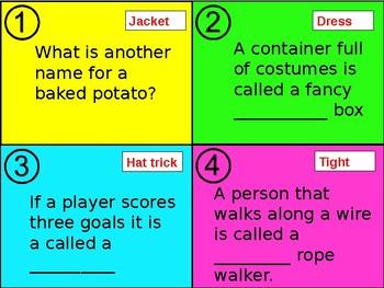 Math Linkee Quiz
