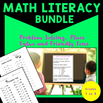 Elementary Math Literacy Bundle