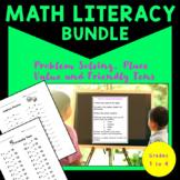 Math Literacy Bundle