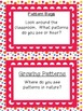 Math Literacy Cards-#8 Patterns