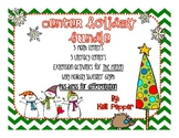 Math & Literacy Center Winter Holiday Bundle