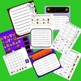 Math & Literacy Centers for the Smart Board