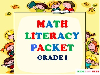 Math Literacy Packet Grade I