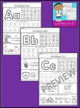 Kindergarten Math & Literacy Ultimate Bundle