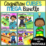 Math Logic Puzzles - Cognition Cube Bundle 1-4