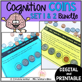 Math Logic Puzzles - Coin Counting Bundle