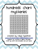 Math Logic Puzzles: Hundreds Charts Mysteries