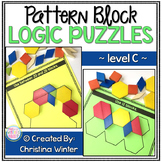 Math Logic Puzzles Shapes - level C