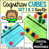 Math Logic Puzzles set 1 and 2 Bundle