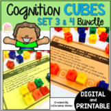 Math Logic Puzzles set 3 and 4 Bundle