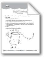 Math Logic (Ten-Minute Activities)
