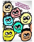 Math Love Diversity Poster