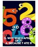 Math Love Poster Funny/Joke