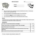 Math Lyrics Assignment