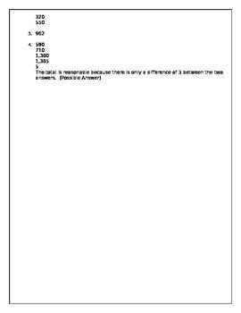 Math MAFS.3.NBT.1.1 & 1.2