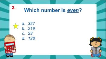 Math MAP Assessment Review (2nd/3rd Grade)
