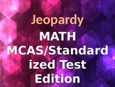 5th grade Math MCAS / Standardized Test/ Engage NY Jeopardy Game- NGSS