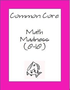 Math Madness (0-10)