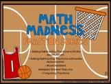 Math Madness: Fraction Series