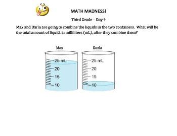 Math Madness K-6