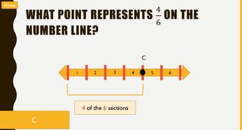 Math Maestro- Represent Fractions