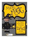 Math Magic: A Timed Math Fact Program - 2nd Grade COMMON C